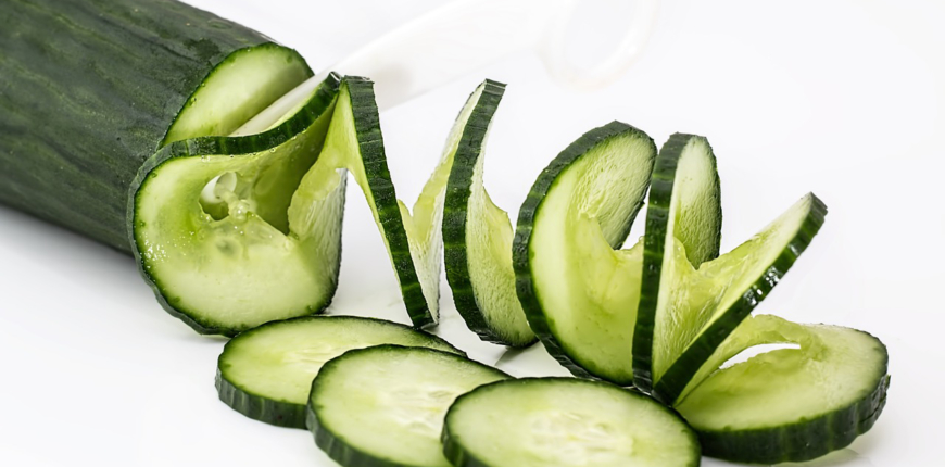 Benefits of unpeeled Cucumber