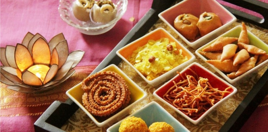 Diwali Snacking and Weight Gain