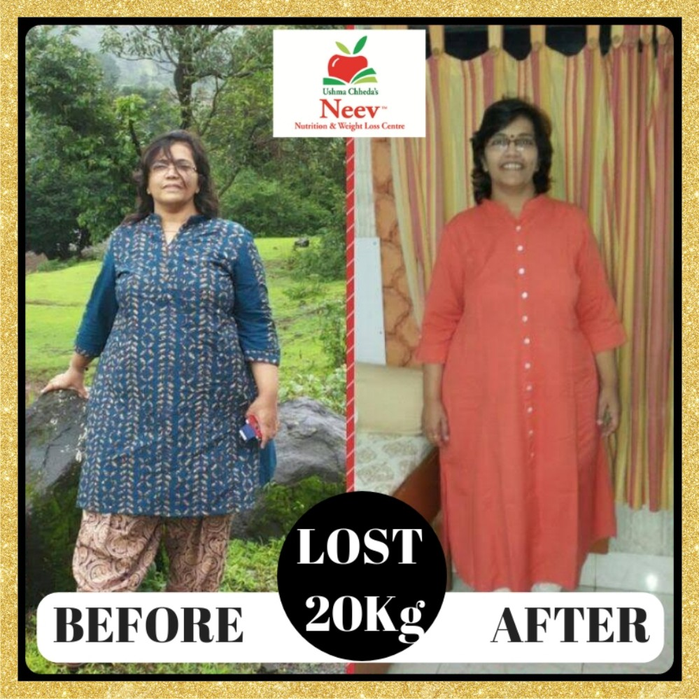Rupa Dave - Lost 20 kg
